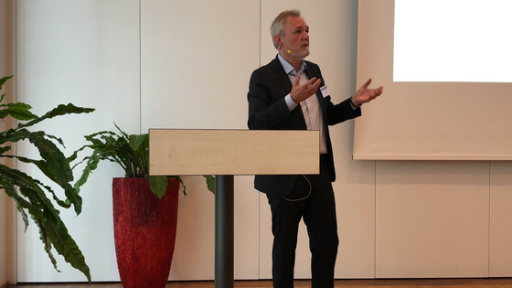 "Video – Konferencen ""Internet of Things"""